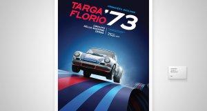 Porsche 911 Carrera RSR - Targa Florio - 1973