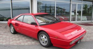 Ferrari Mondial 3.4 T 1993