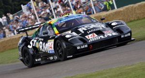 Lister Storm GT1 -  Ex FIA GT 2001 / 2003  -  fully restored 2001