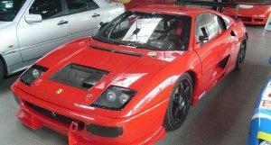 Ferrari F355 GT Racecar 1998