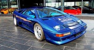 Lamborghini Diablo EVO 1994