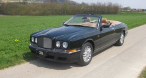 Bentley Azure  2001