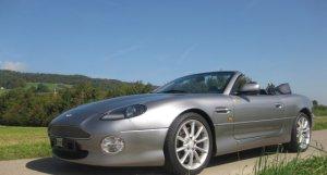Aston Martin DB7 Vantage Volante 2002
