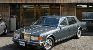 Rolls-Royce Silver Spur  62960km 1996