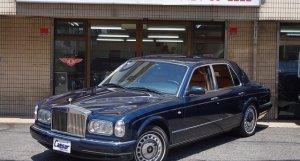 Rolls-Royce Silver Seraph 117,450km 2000