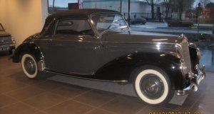 Mercedes-Benz 220 1953