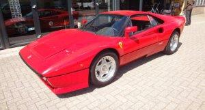 Ferrari 288 GTO 328 1986