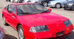 Renault Alpine V6 Turbo 1988