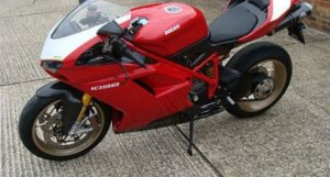 Ducati 1198 R Corse Special Edition 365km from new 2009