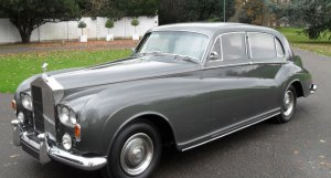 Rolls-Royce Silver Cloud III SCT100 by James Young 1965