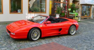 Ferrari F355 Spider F 1 1999