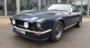 Aston Martin V8 Volante 1980
