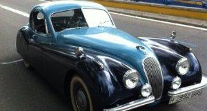 Jaguar XK120 FHC 1952
