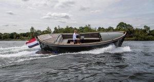 Waterdream S-850 Speedster Sloep with Velvet interior