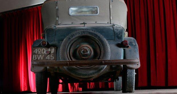 Fiat 6CVF Cabriolet Kelsh Osenat