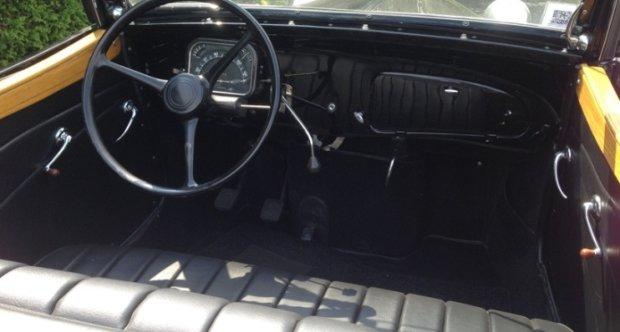 Citroen Traction 11L Cabriolet Osenat