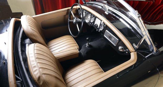 MG A roadster 1500 Osenat