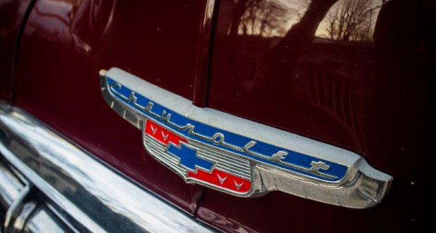 Chevrolet Styleline Deluxe Osenat