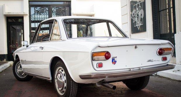 Lancia Fulvia 1.3 Rallye Osenat