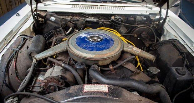Oldsmobile Toronado Osenat