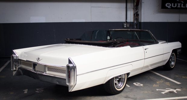 Cadillac DeVille Cabriolet Osenat