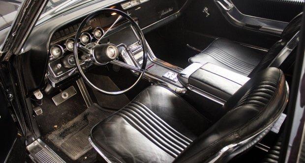 Ford Thunderbird Coupé Osenat