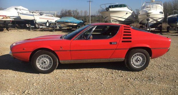 Alfa Romeo Montreal Osenat