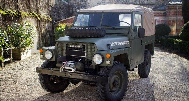 Land Rover Lightweight Osenat