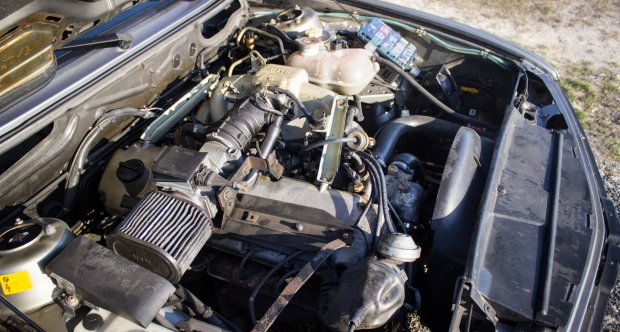 BMW 528i S5 AC Schnitzer E28 Osenat