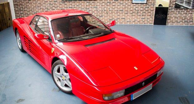 Ferrari Testarossa Osenat