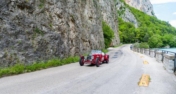 Aston Martin Le Mans for sale Ecurie Bertelli