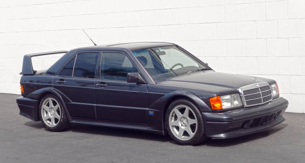 1990 Mercedes Benz 190 E 190e 2 5 16 Cosworth Evo Ii Classic