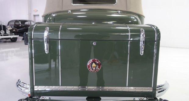 1939 Packard Twelve Convertible Sedan