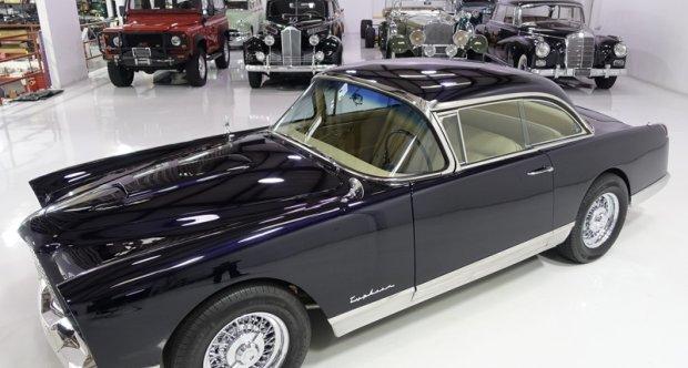 1957 Facel Vega FV4 Typhoon Sport Coupe