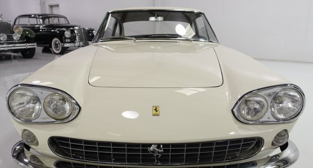1962 Ferrari 330GT 2+2 Coupe