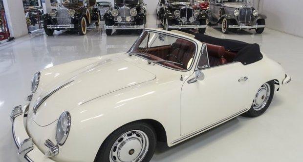 1965 Porsche 356C Cabriolet