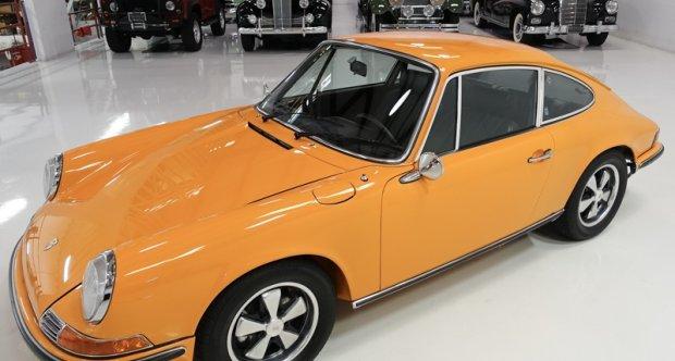 1970 Porsche 911S 2.2 Coupe