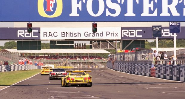 British GT Silverstone 1999