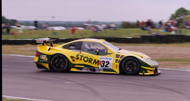 British GT Snetterton 1999
