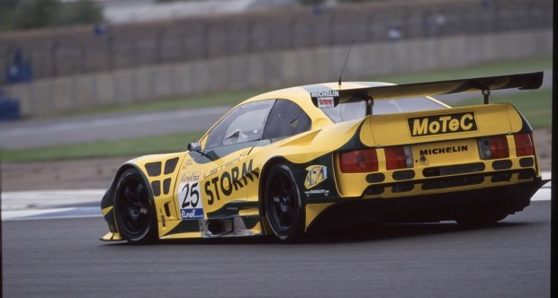 FIA GT Silverstone 1999