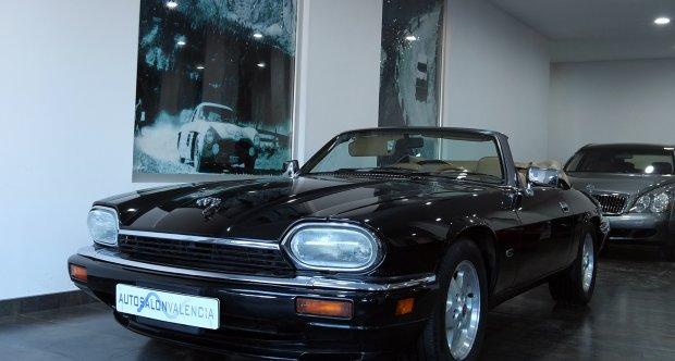 1995 Jaguar XJS   JAGUAR XJ S 4.0 CABRIOLET 2+2 With AUTOMATIC GEARBOX  (PDT) | Classic Driver Market