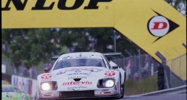 British GT Brands Hatch 2000