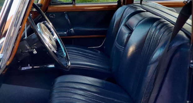 "1964 Mercedes 600 Pullmann ""Siemens"""