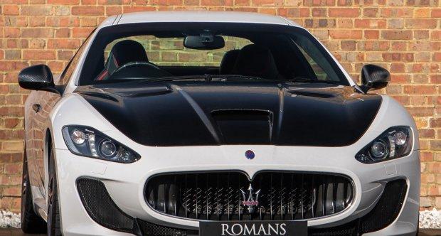 2017 Maserati Granturismo Mc Centennial Edition Clic Driver Market