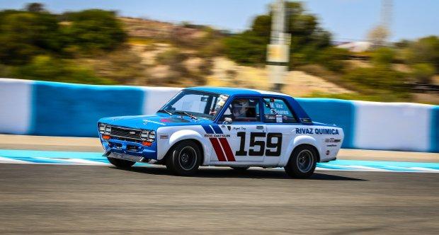 1970 Datsun 1600 SSS P510 2-door FIA-HTP