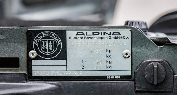 Alpina B6 3,5