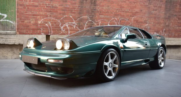 1997 lotus esprit v8 coupe manual for sale dutton garage melbourne australia classic car modern sports cars dealership collectible
