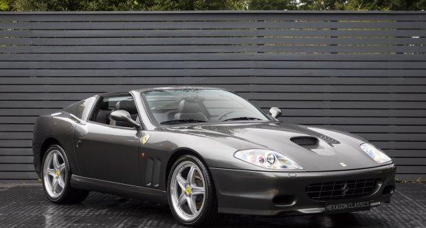 2005 Ferrari 575 Superamerica Classic Driver Market