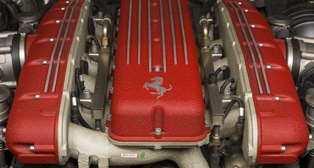 2006 Ferrari 575 Superamerica HGTC Moveo Classics
