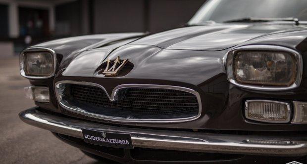 Maserati 5000 GT for sale